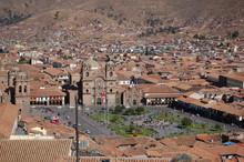 Stadtansicht Cuzco