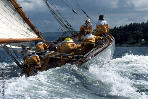 Voile Fife Regatta / Schottland / The Lady Anne