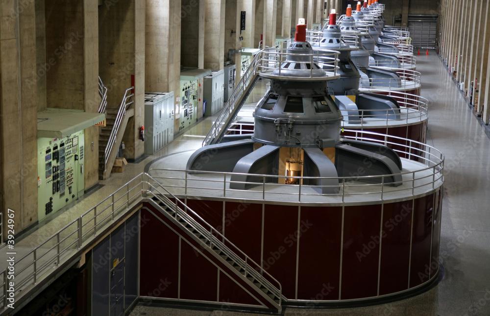 Poster, Foto Hoover Dam Generators - Koop op EuroPosters be