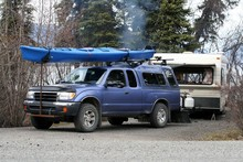 Camping,trailer