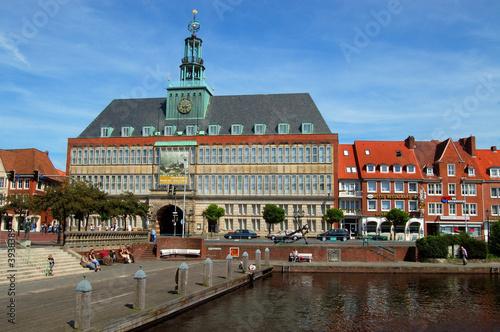 Fotomural Emder Rathaus