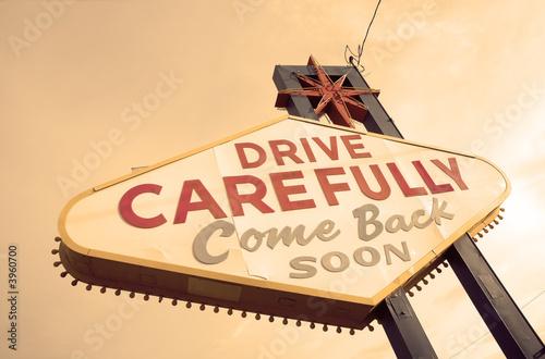 Poster Las Vegas Las Vegas Sign