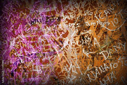 Grunge Background 3 Poster