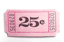 25c Ticket