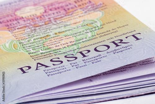 Valokuva  Passport