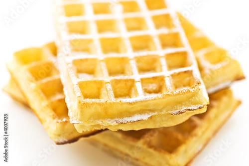Fotografía  Waffle