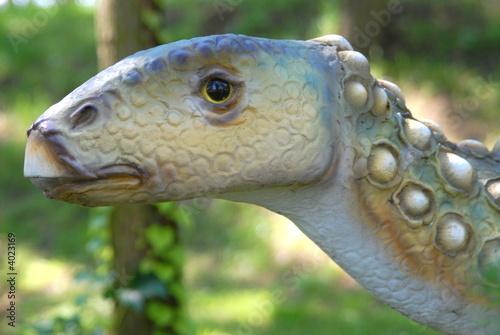 Fotografie, Tablou  Scelidosaurus harrisonii, Scelidosaur
