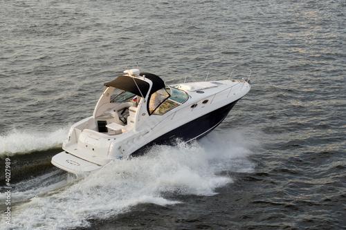 Fotografia  Speed-boat