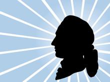 Johann Wolfgang Von Goethe Silhouette
