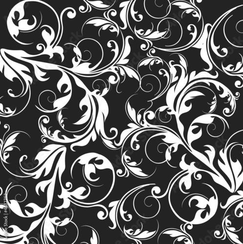 Plakaty abstrakcyjne kwiatowy-tlo
