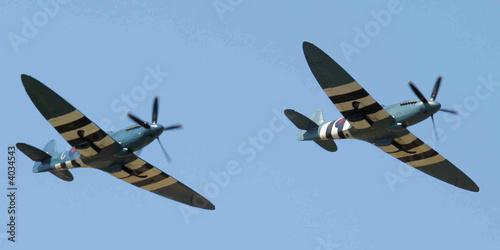 Fototapeta Spitfires