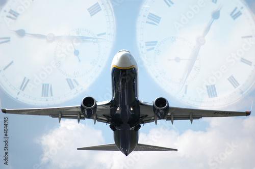 Fotografie, Obraz  Flight time