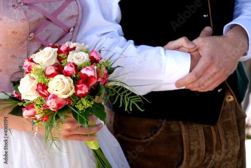 Valokuva  Hochzeit