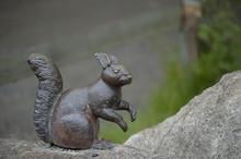 Metal Squirrel