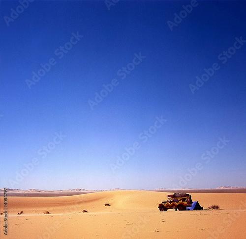 Photo sur Aluminium Algérie grand erg Oriental