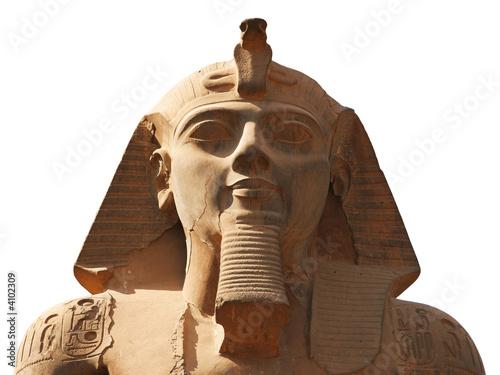 pharaoh Ramesses 2. - luxor / egypt Wallpaper Mural