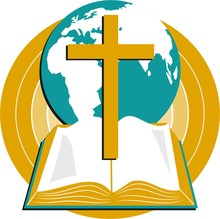 World Cross And Bible