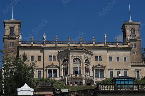Staande foto Las Vegas Schloß Albrechtsburg Dresden
