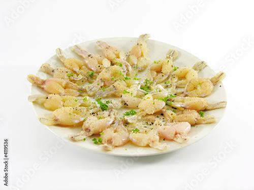 Cadres-photo bureau Grenouille cuisses de grenouille natures / avant cuisson