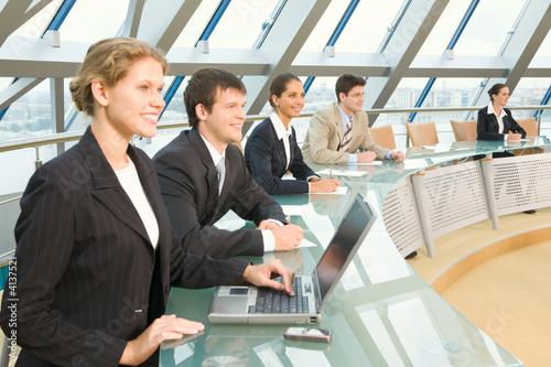 Fotografía  Shareholder's meeting