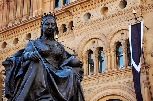 Fotografie, Obraz Queen Victoria