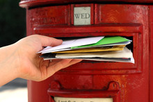 Posting Many Letters To Red Br...