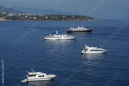 Papiers peints Nautique motorise Mouillage à Monaco