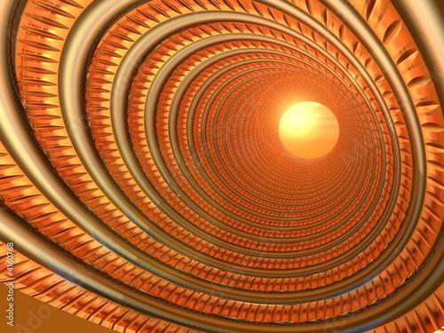 Abstract Communications Fiber Optics