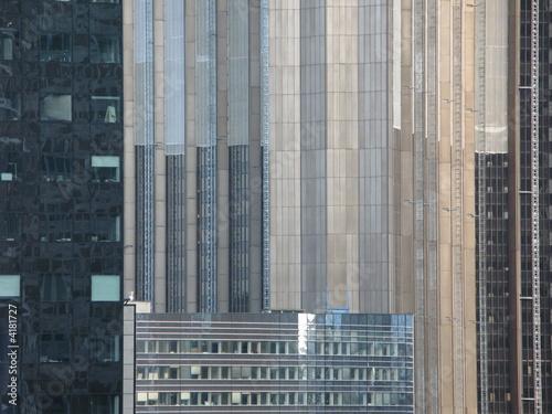 Fotografering  façades de tours