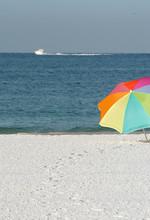 Siesta Beach At Siesta Key, Florida.