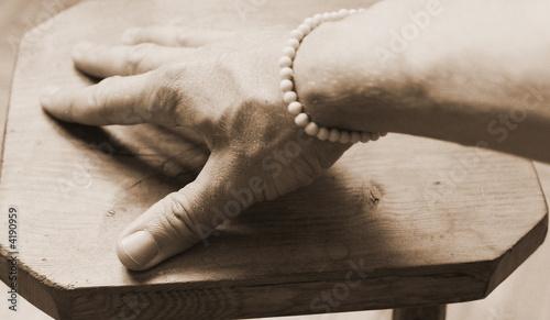 Photo L'emprise de la main