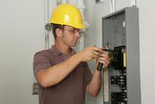 Electrician Industrial Panel
