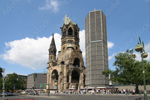 Gedachtnis Kirche, Berlin