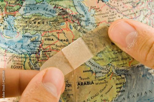 Photo Healing the Persian Gulf