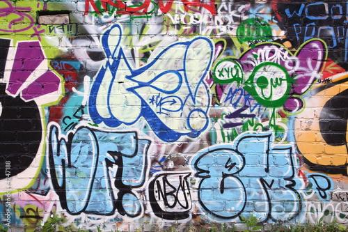 Photo Stands Graffiti Graffity