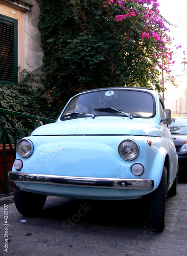 Little Italian Car