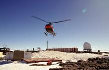 Hélicoptère Sur DDU