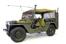 WW 2 Willys Jeep