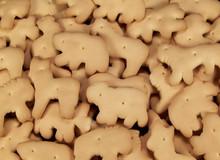 Full Frame Photo Of Animal Crackers