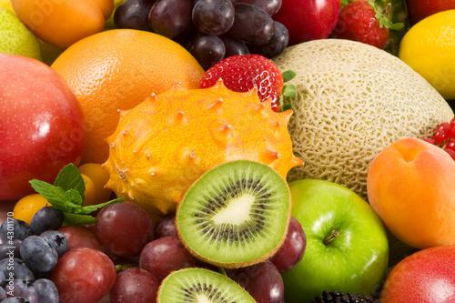 Foto op Aluminium Vruchten Fruits