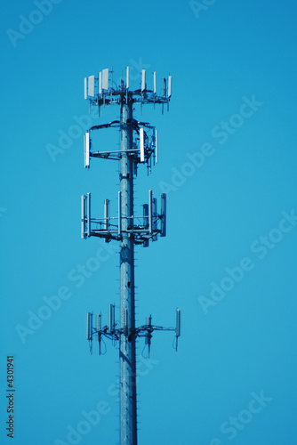 Photo Cell phone tower