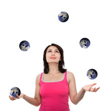 Juggler(earth Image Courtesy O...