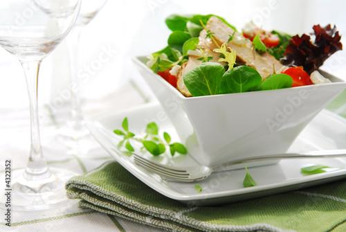 Fototapeta Salad obraz