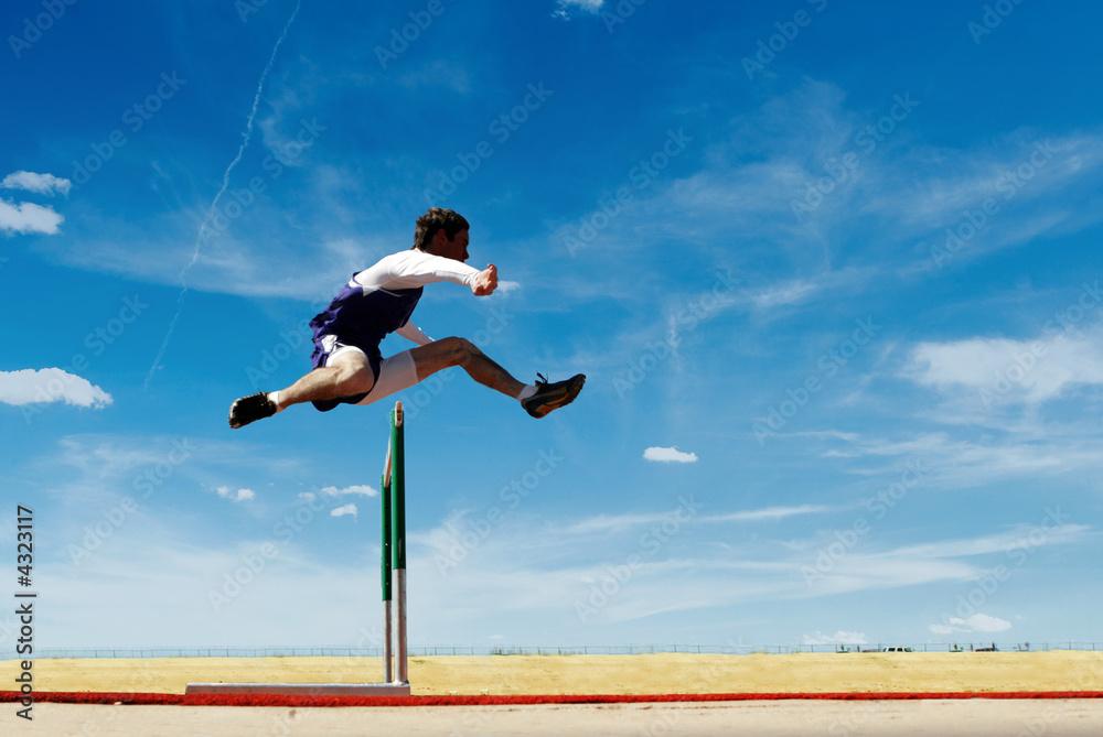 Fototapeta Achieve your goals