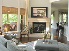 Luxury 7 - Living Room 1
