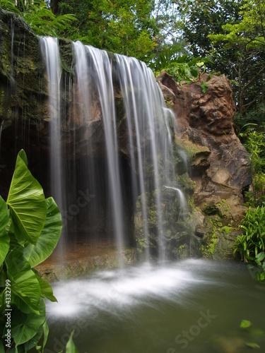 wodospad-w-ogrodzie-botanicznym