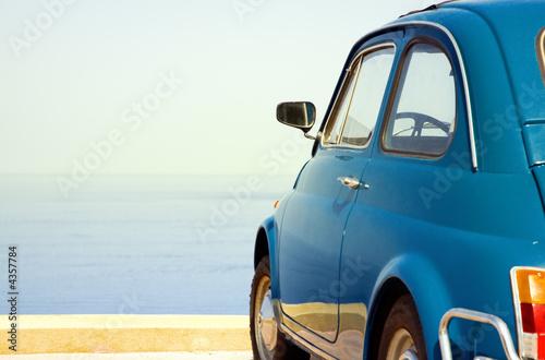 Foto auf Leinwand Oldtimer vintage car