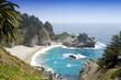 Leinwandbild Motiv California coast