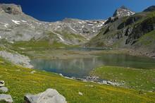 Lac De Derriere La Croixde Jol