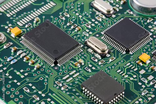 Photo  Printed circuit board